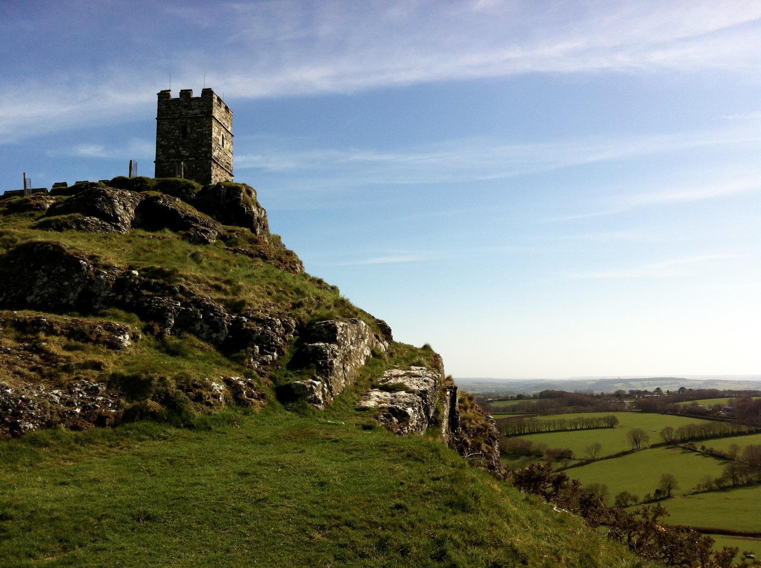 Brentor, near Tavistock, Dartmoor