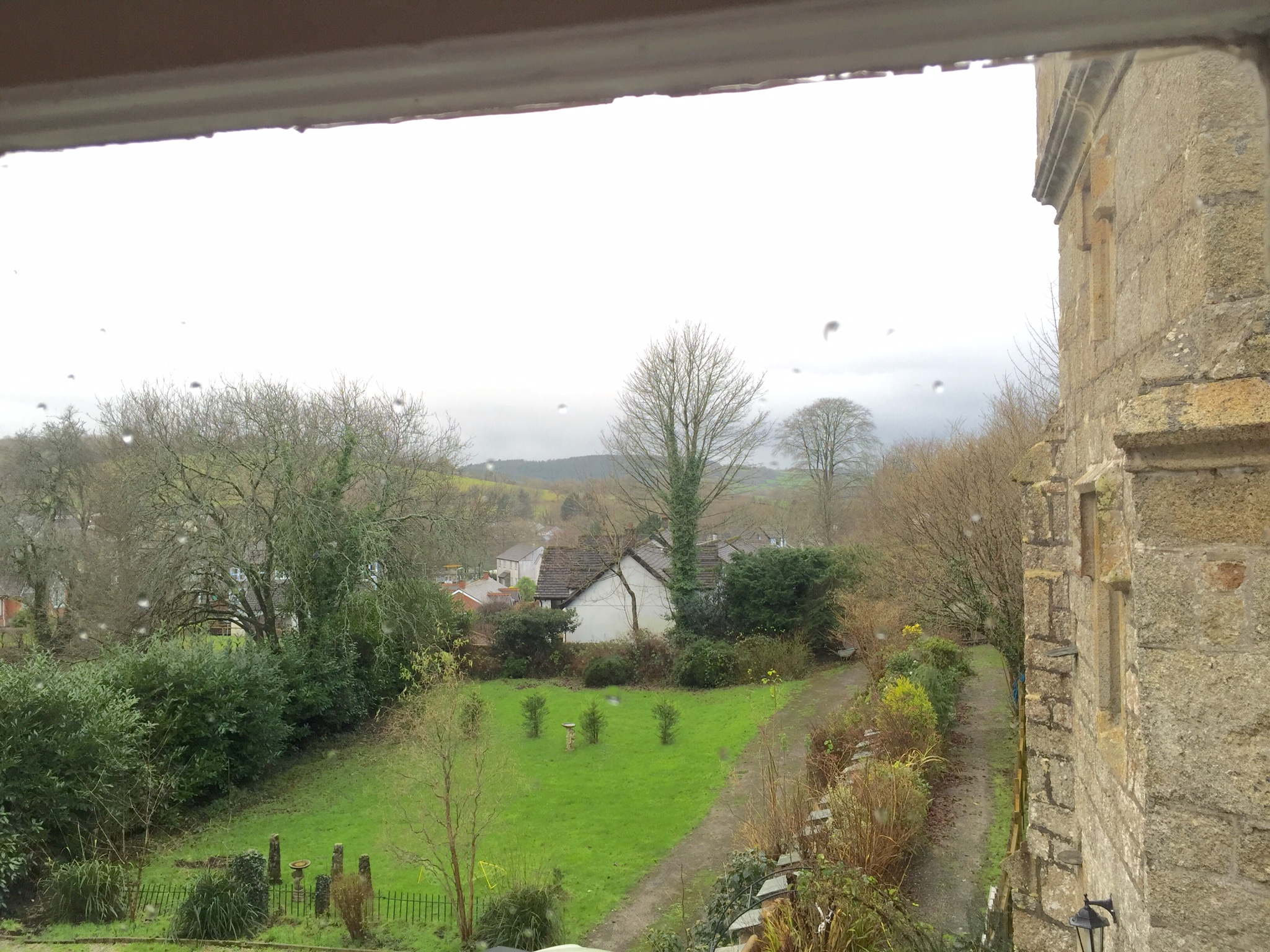 The Priory B&B Tavistock View