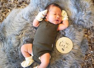 Max's birth story