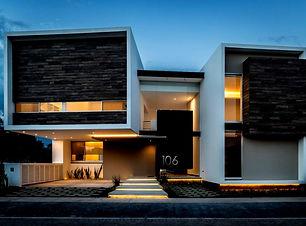 Residencias minimalistas