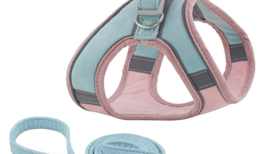 Suede Soft Harness