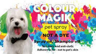 Colour Magik, Temporary Pet Colour