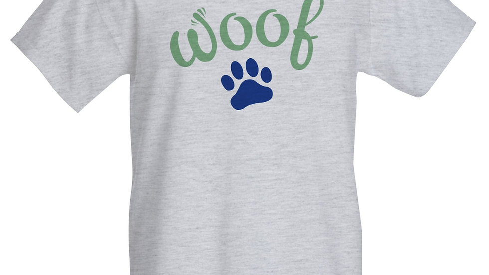 Dog walking Tee-shirt