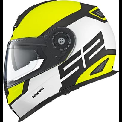 Schuberth S2 Sport - Elite gelb