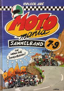 Motomania Comic 7-9