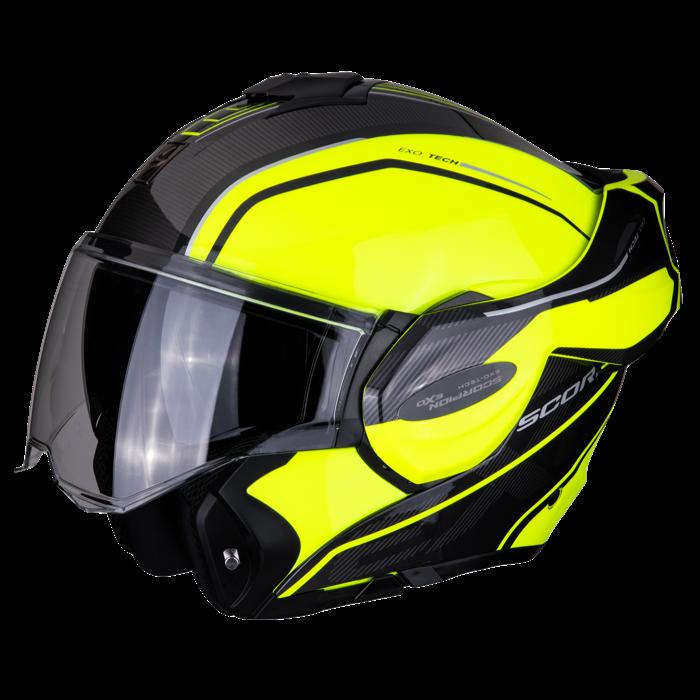 Scorpion Exo Tech Pulse gelb