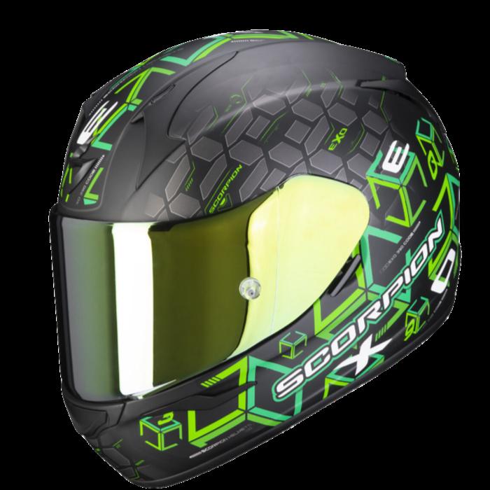 Scorpion Exo 390 Cube grün