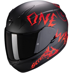 Scorpion Exo 390 Oneway rot