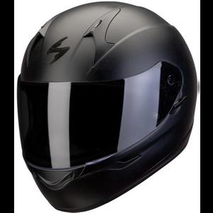 Scorpion Exo 390 schwarz matt