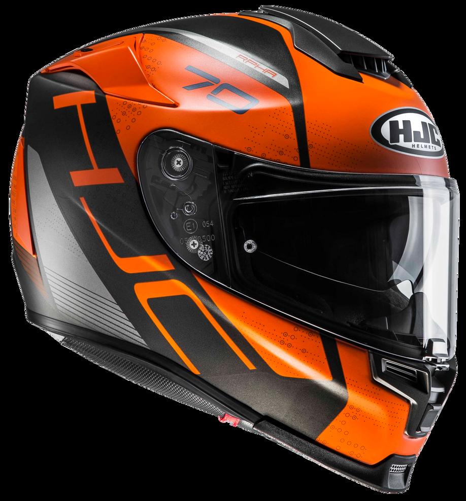 HJC R-Pha 70- Vias orange