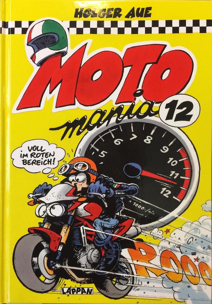 Motomania 12