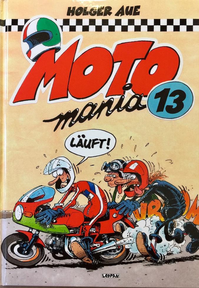 Motomania 13