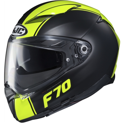 HJC F70 Mago gelb