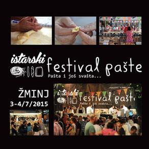 Istarski festival pašte, Žminj