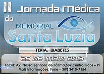 Memorial Santa Luzia - Picos - PI