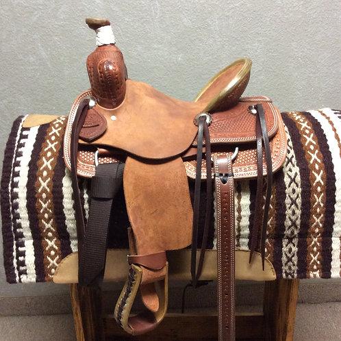 "12"" SRS Youth Ranch Saddle"