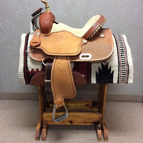 "14"" Libby Barrel Saddle"