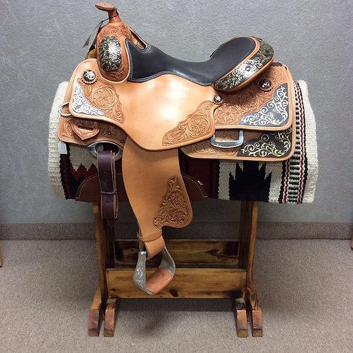 """16"""" Circle Y Granger Reining Saddle"""