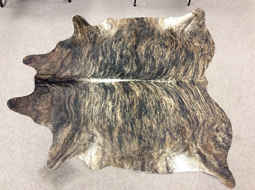 7.5 X 6.5 FT Cowhide #8