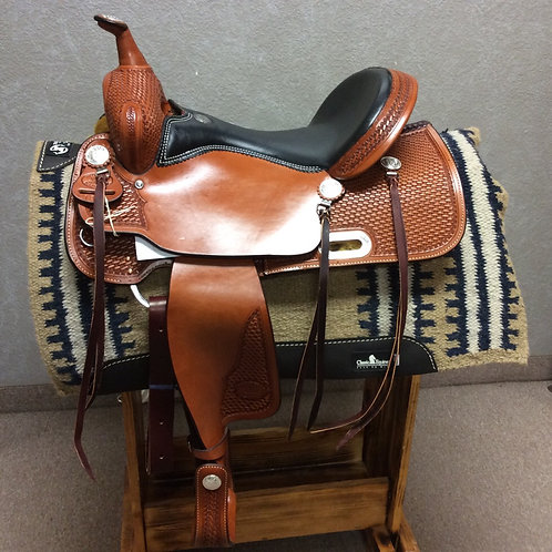 """16"""" Billy Cook Trail Saddle #1536"""