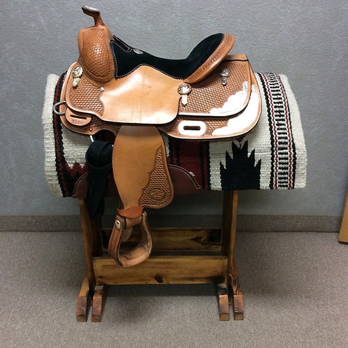"""14"""" Billy Cook Show Saddle"""