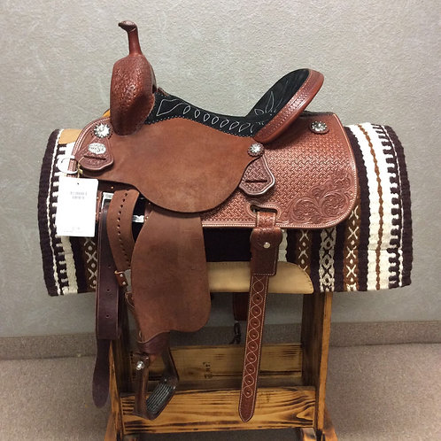 "15"" x 7"" Martin Stingray Barrel Saddle"