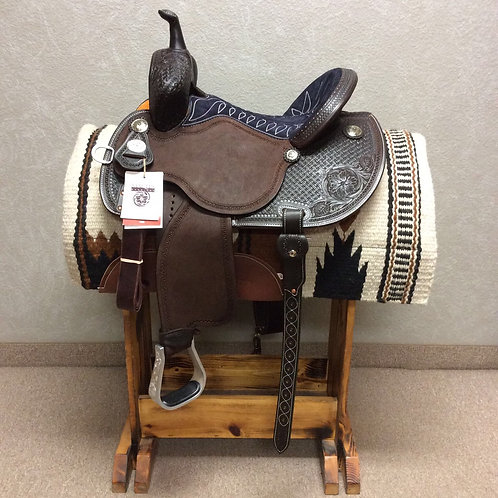 "14"" x 7"" Martin FX3 Barrel Saddle"
