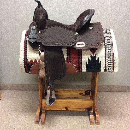 "16"" Circle Y High Horse Leona Barrel Saddle"
