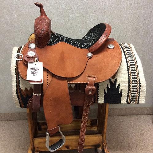 "14.5"" x 7"" Martin FX3 Barrel Saddle"