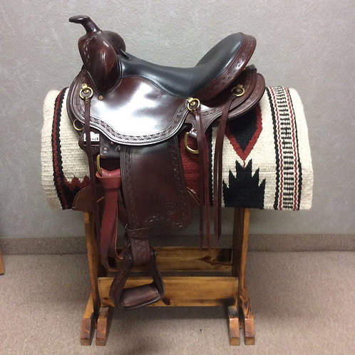 "16"" Big Horn Gaited Trail Saddle"