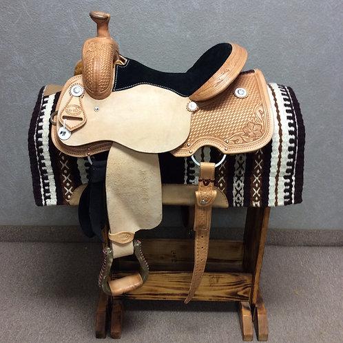 "14.5"" SRS All Around Saddle"