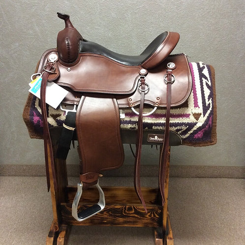"16"" Cashel Trailblazer Saddle"