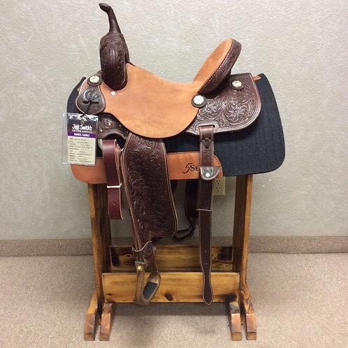 """14"""" Jeff Smith C3 Barrel Saddle (C3-5903)"""