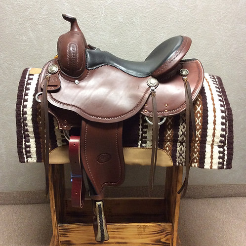 """16"""" Billy Cook Trail Saddle #1990"""