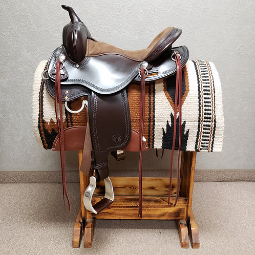 "16"" Gillette Trail Saddle"