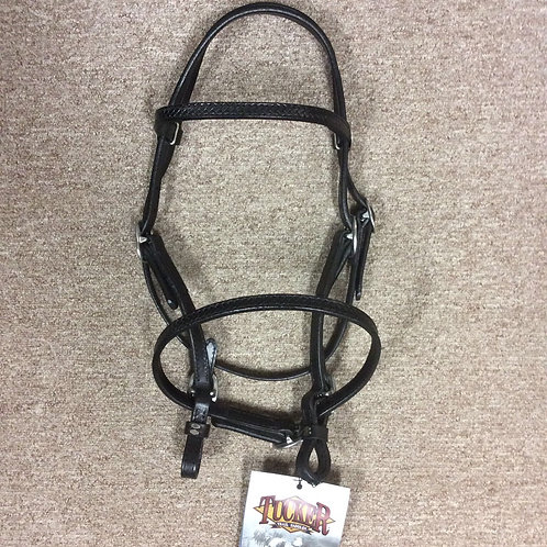 Tucker River Plantation Black Bridle