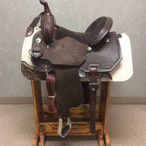 "14"" Reinsman Barrel Saddle (R-02)"