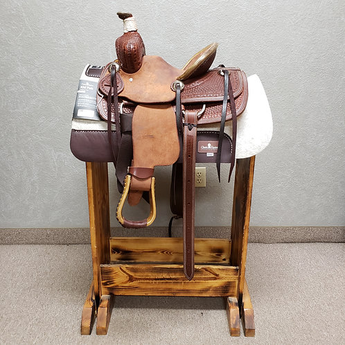 "10"" SRS Kids Saddle"