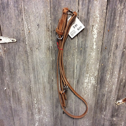 Leather Running Martingale