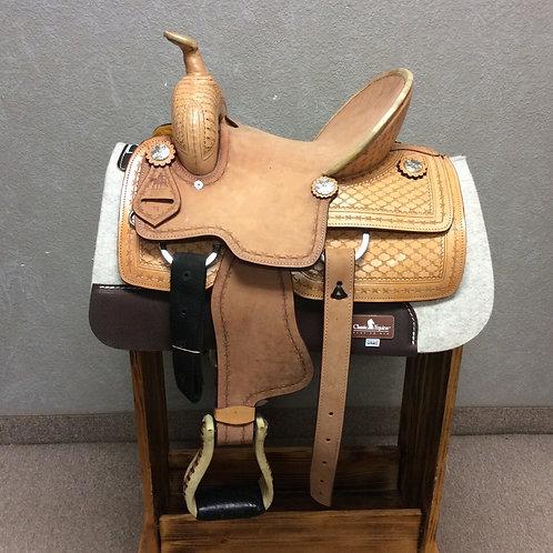 """13"""" Kids Ranch Saddle"""