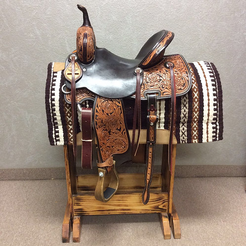 "14"" Paul Taylor Barrel Saddle (PTB-7)"