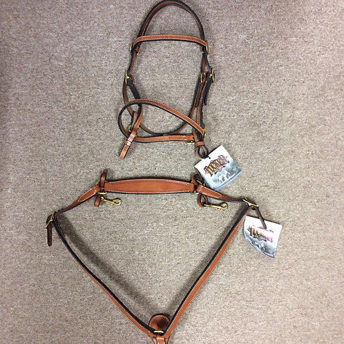 Tucker Gen II Plantation Tack Set