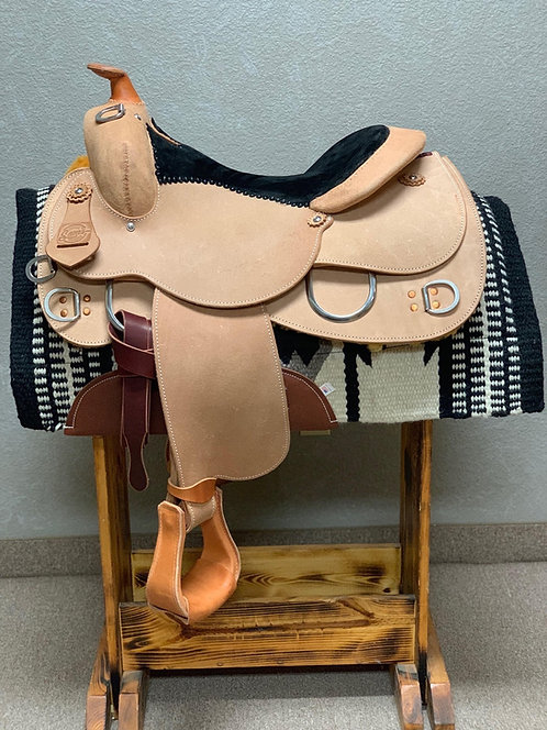 Sam's Custom Training Saddle