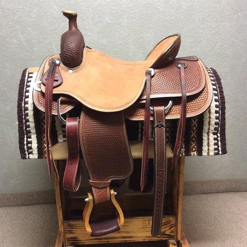 "16"" SRS Ranch Saddle"