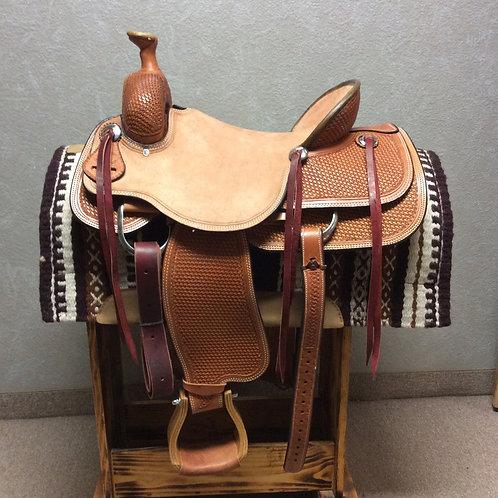 "16.5"" SRS Ranch Saddle"