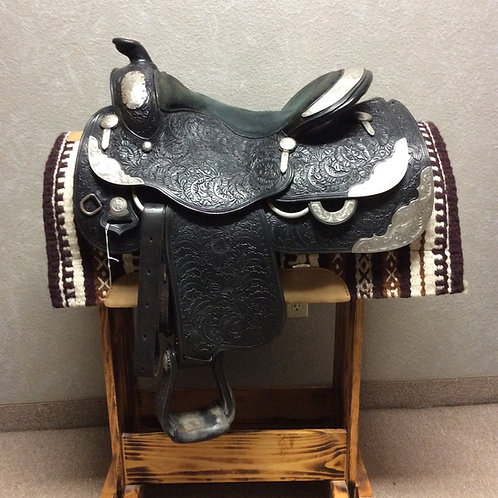 "Used 15"" Harris Show Saddle"