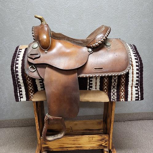 "Used 15"" Trail Saddle"