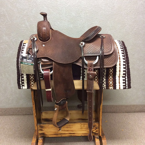 """15"""" Jeff Smith Cowhorse (RS-6715)"""