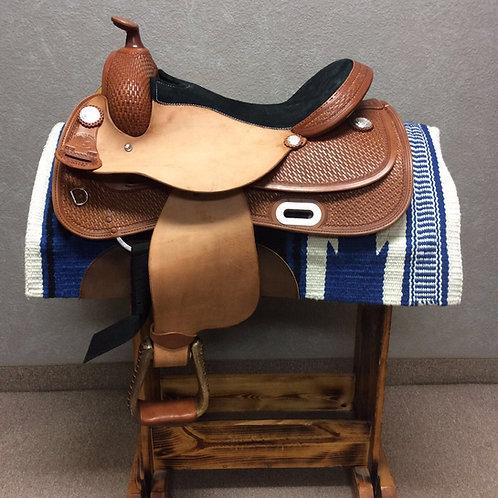 RS Custom Show Saddle