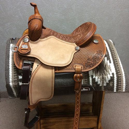 "15"" x 7"" Martin FX3 Barrel Saddle"